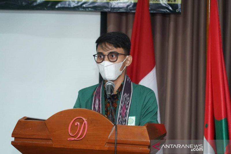 BEM Nusantara saat berbicara tentang Kapolri