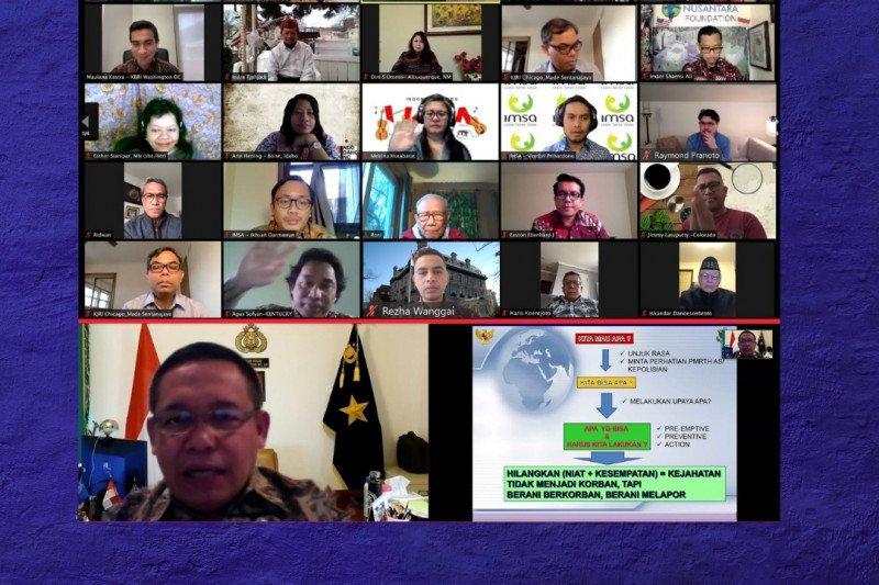 Antisipasi kekerasan anti Asia, KJRI San Fransisco bertemu masyarakat Indonesia