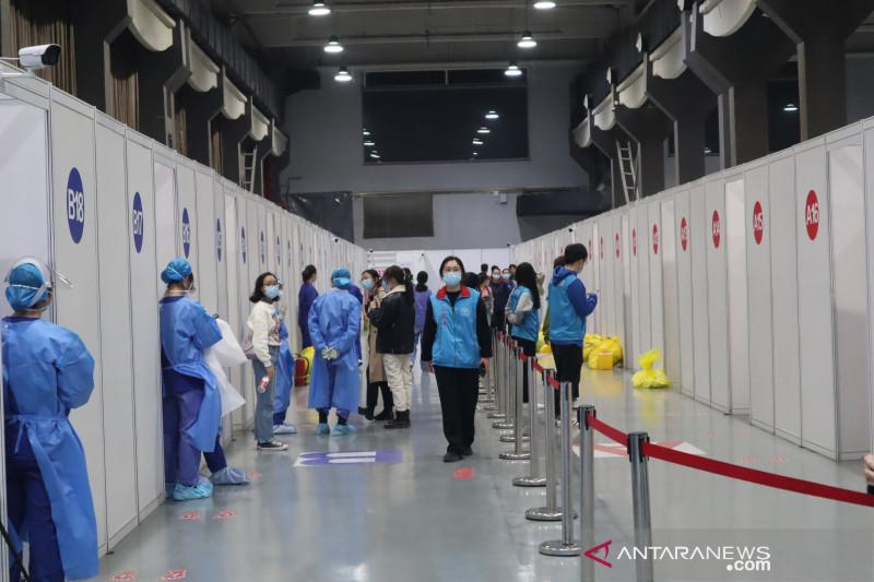 Vaksinasi COVID-19 di China jangkau satu miliar penduduk