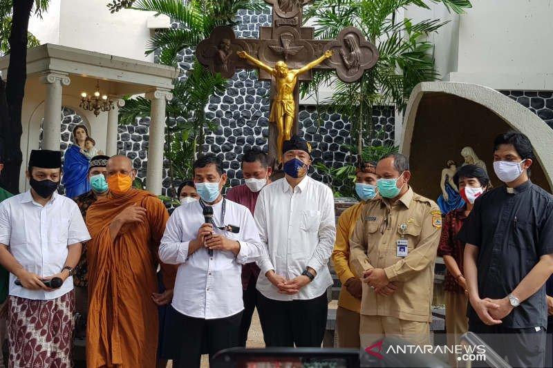 Masyarakat lintas agama di  Jateng prihatin teror bom Makassar