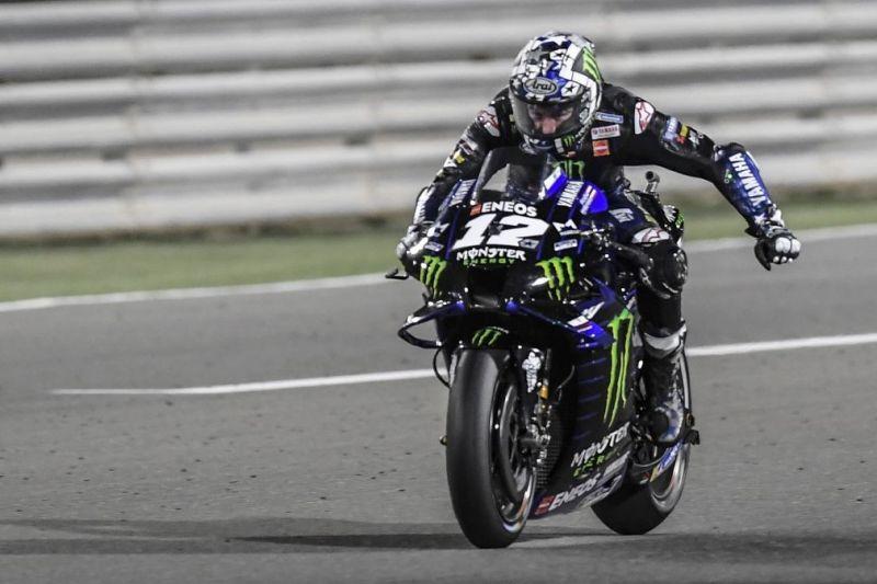 Vinales bawa Yamaha kembali jadi raja GP Qatar