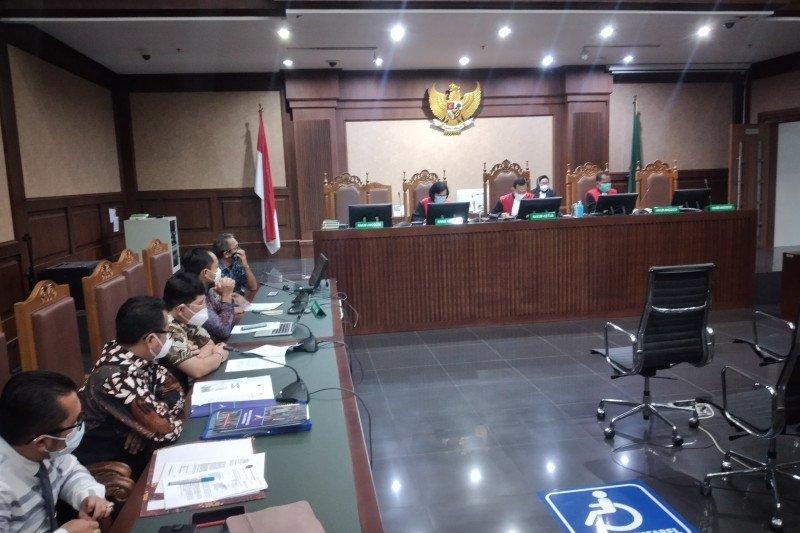 Majelis hakim mempertanyakan legal standing kuasa hukum AHY