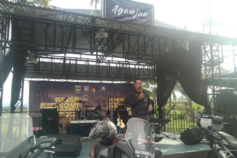 Ridwan Kamil: Jawa Barat siap tampung produk UMKM serta pertanian Payakumbuh dan Limapuluh Kota