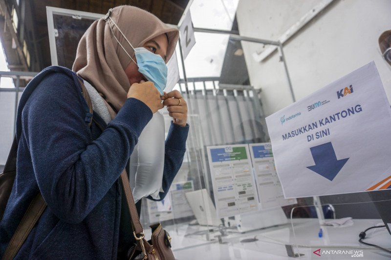 Terminal Giwangan Yogyakarta berharap memperoleh fasilitas GeNose