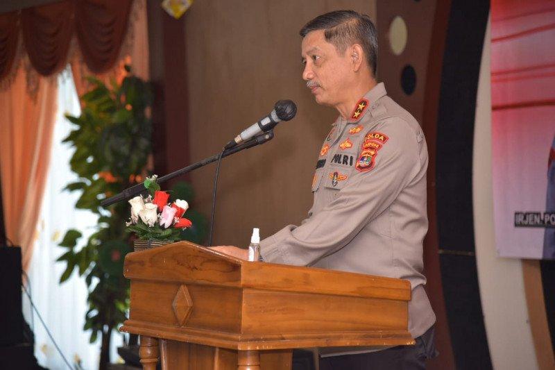 Berita pekan ini, Kapolda harap kasus bom jangan sampai terjadi di Lampung