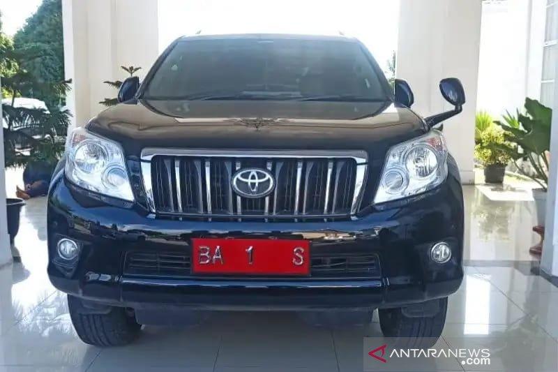 Bupati dan Wabup Solok tolak beli mobil dinas baru, alasannya mengejutkan