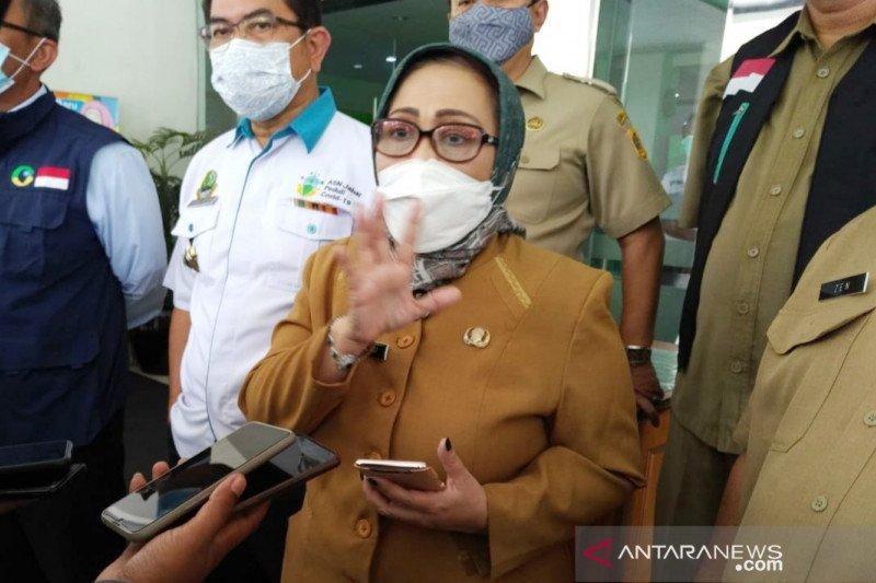 Vaksinasi COVID-19 untuk lansia di Bogor baru 6,7 persen