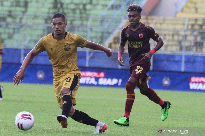 Bhayangkara Solo FC akan menekan kekuatan Persija