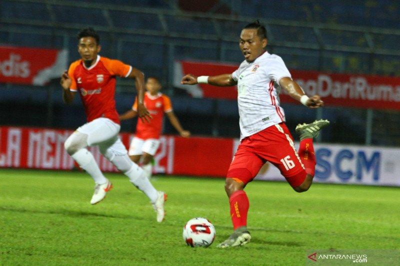 Persija bakal tampil maksimal untuk mengalahkan Bhayangkara Solo FC