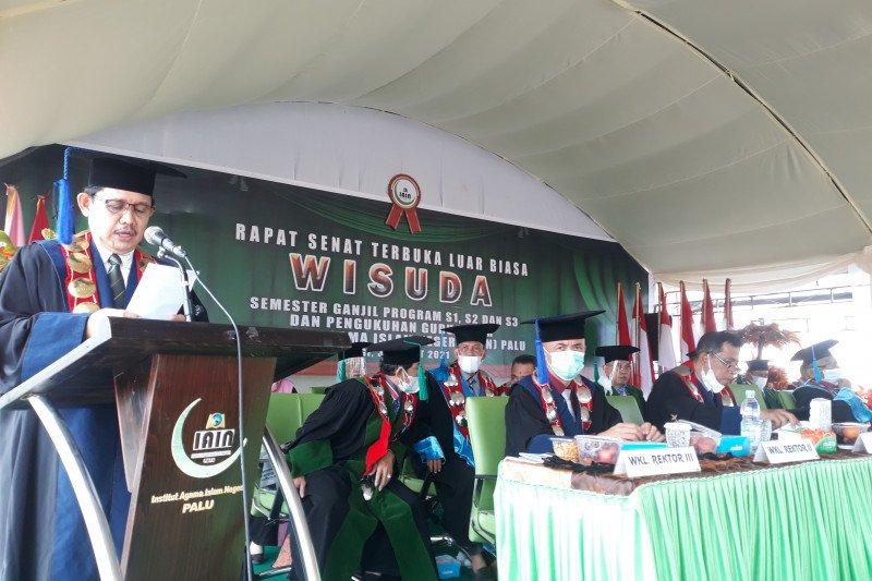Rektor: Ijazah lulusan IAIN Palu  mulai gunakan PIN-SIVIL