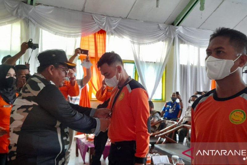 Bupati harapkan pelatihan potensi pertolongan di bangunan runtuh latih masyarakat tanggap bencana