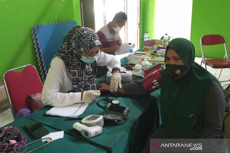 Pengungsi kebakaran Kilang Pertamina keluhkan ispa