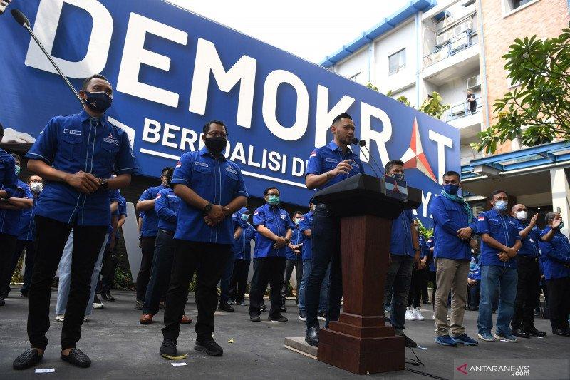 Artikel - Menuju babak baru sengketa Partai Demokrat