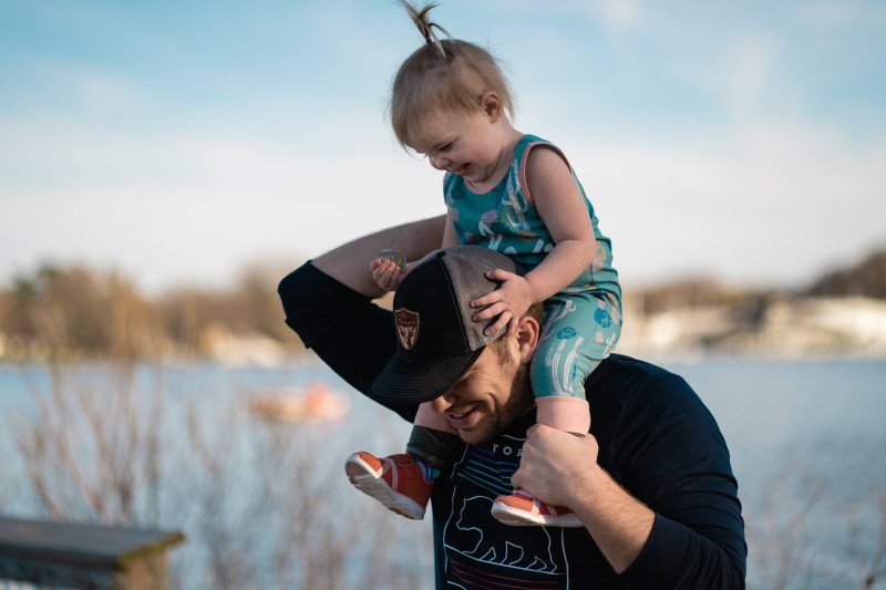 Kurangnya peran ayah dalam pengasuhan akan pengaruhi masa depan anak