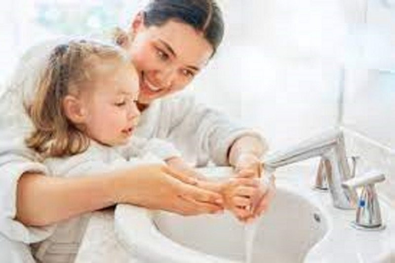 Ini waktu yang wajib untuk cuci tangan pakai sabun