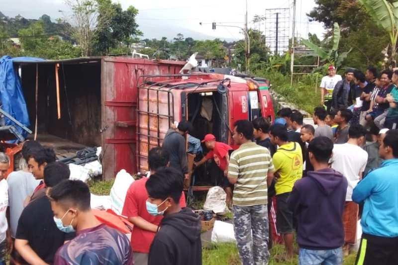 Satu korban meninggal akibat tabrakan beruntun di Wonosobo