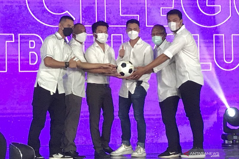 Raffi Ahmad akusisi klub Cilegon  United FC, ubah nama RANS Cilegon FC