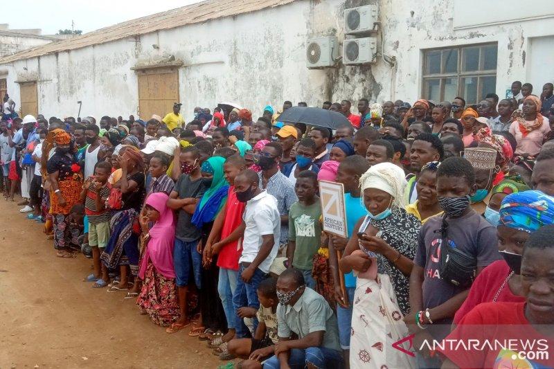 Penculikan anak sebagai taktik perang di Mozambik