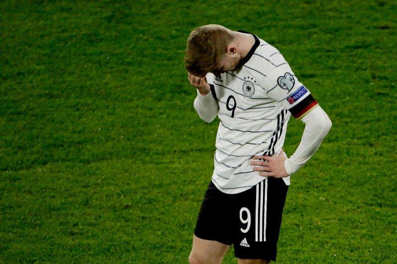 Kualifikasi Piala Dunia - Pers  kecam penampilan Timnas Jerman