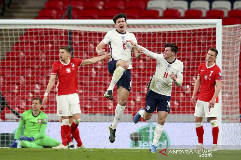 Gareth Southgate umumkan skuad final Inggris
