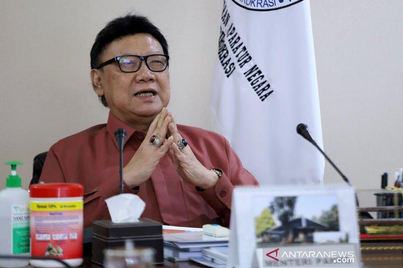 Menteri PANRB terbitkan surat edaran larangan mudik bagi ASN