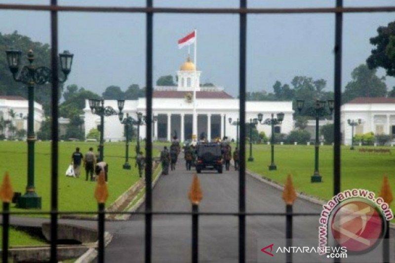 Antisipasi terorisme, pengamanan Istana Bogor ditingkatkan