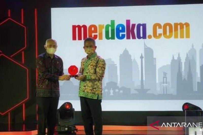Pemkot Tarakan meraih Merdeka Award terkait penanganan dampak pandemi