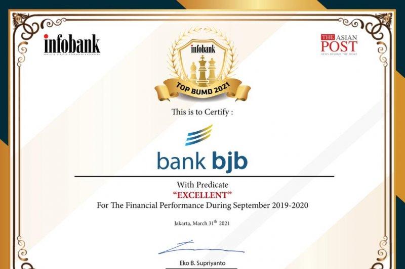 Bank BJB sabet penghargaan