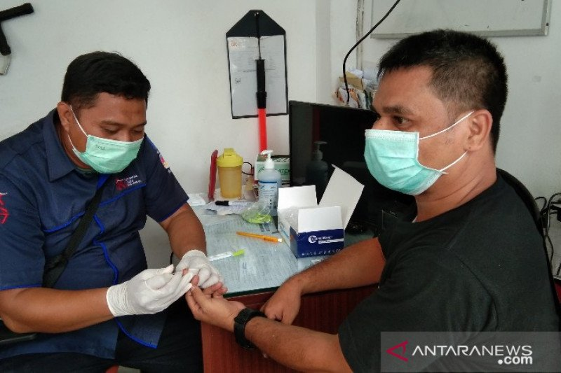 9.552 dari 10.266 pasien COVID-19 di Sultra dinyatakan sembuh