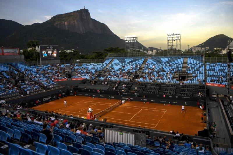Rio Open dibatalkan karena memburuknya pandemi di Brazil