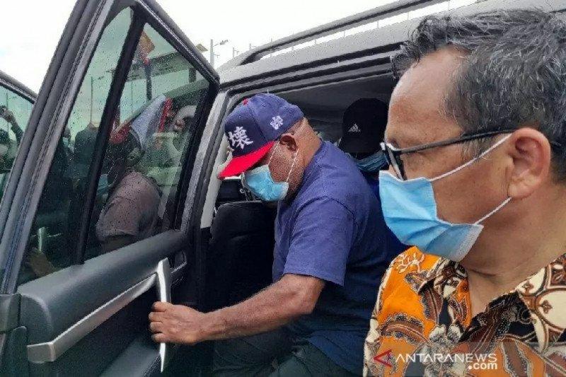 Masuk ilegal, Gubernur Papua dideportasi dari PNG