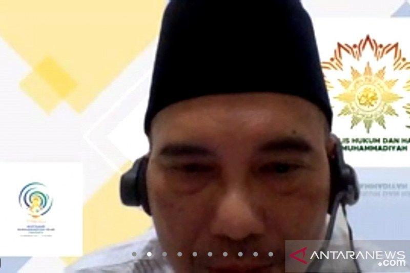 PP Muhammadiyah memaparkan faktor terorisme sulit dihentikan