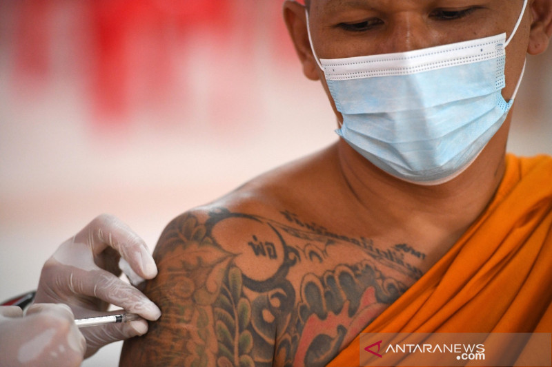 Rusia akan pasok vaksin COVID-19 untuk Thailand