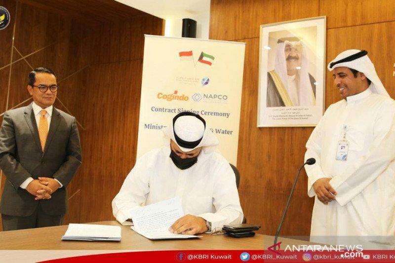 Dubes RI Tharyat saksikan penandatanganan kontrak bisnis BUMN di Kuwait