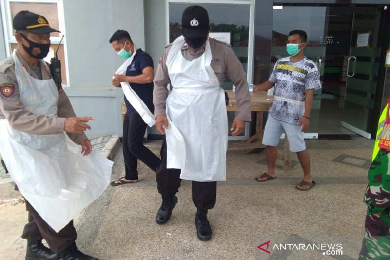 Dua tahanan Kejari Tasikmalaya kabur saat diisolasi akibat positif COVID-19