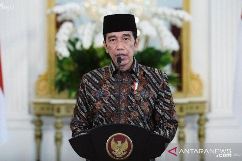 Jokowi  minta percepatan penanganan bencana di NTT dan NTB