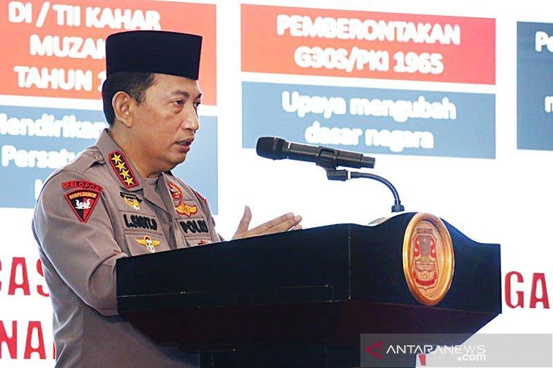 Kapolri Listyo Sigit tidak langgar aturan rangkap jabatan setelah jadi Ketum ISSI