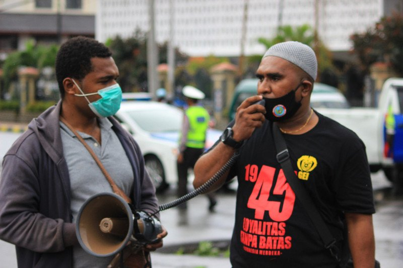 Tokoh pemuda Papua sebut OPM sudah punah yang ada hanya KKB di pegunungan
