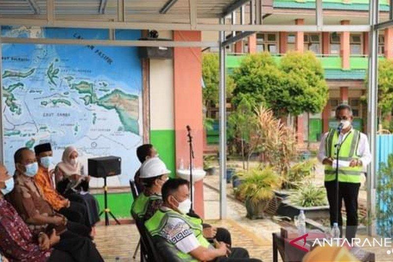 Wali Kota Tarakan terima kasih pada warga menghibahkan tanahnya