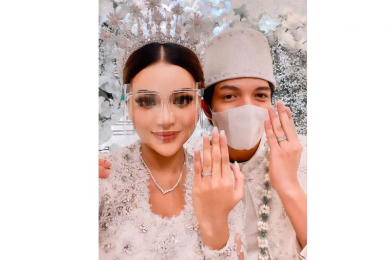 Pasangan Atta-Aurel berencana bulan madu ke Dubai