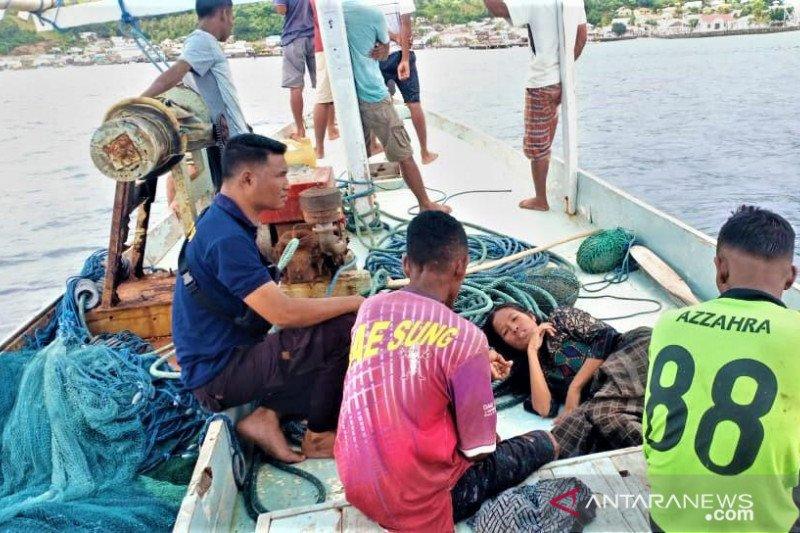 KM Empat Bersaudara tenggelam di Pulau Ende, seorang balita meninggal
