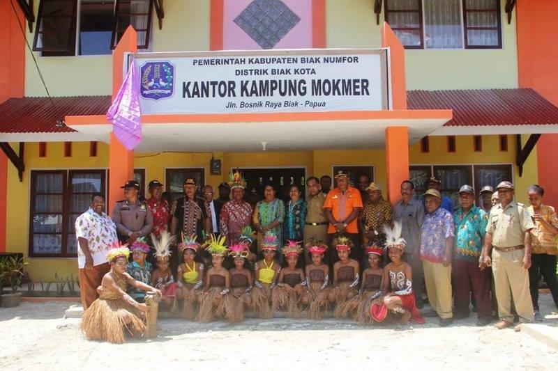 Dana desa menyentuh kebutuhan warga kampung di Papua