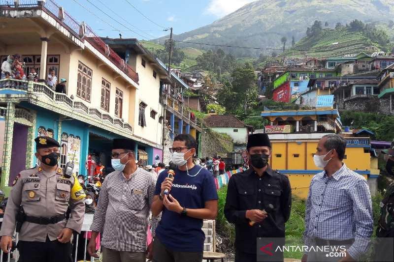 Dusun Butuh Magelang tak kalah indah dengan Himalaya