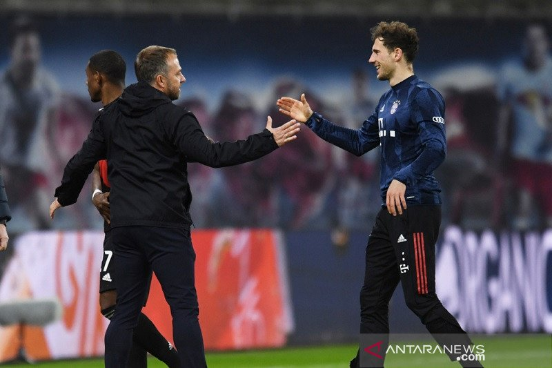 Klasemen Liga Jerman: Bayern tetap  perkasa walau tanpa Lewandowski