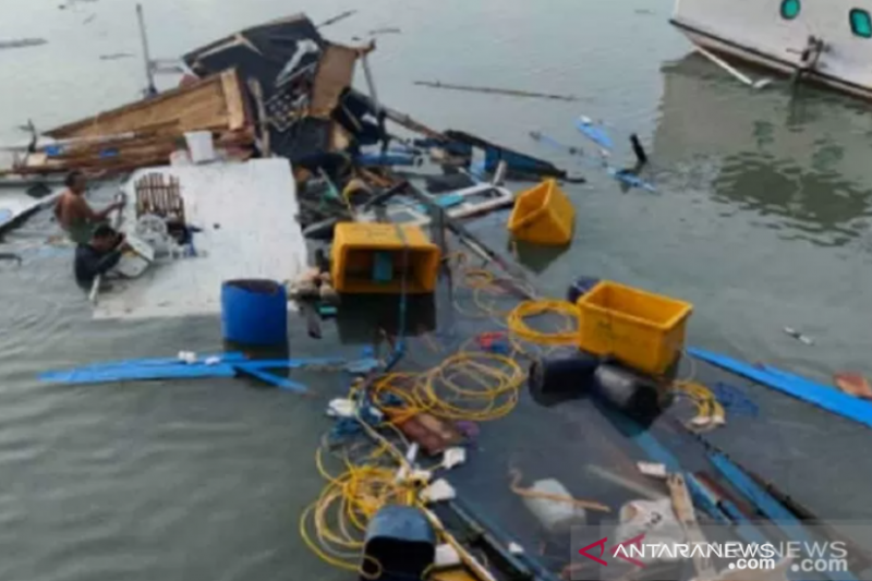 Dua orang meninggal dalam kecelakaan kapal di Buton Selatan
