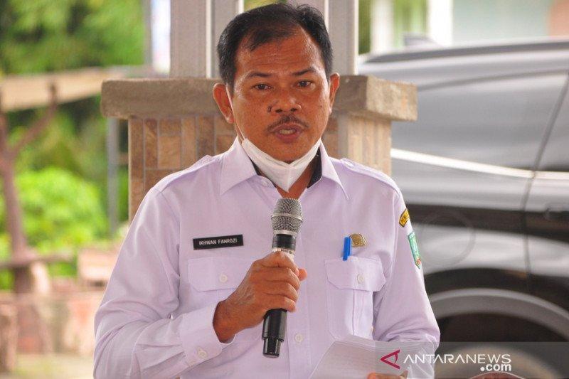 Kasus COVID-19 di Belitung Timur bertambah menjadi 105 orang