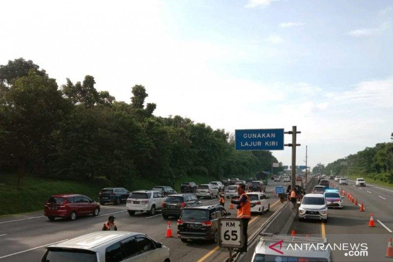 Tol Jakarta-Cikampek terapkan