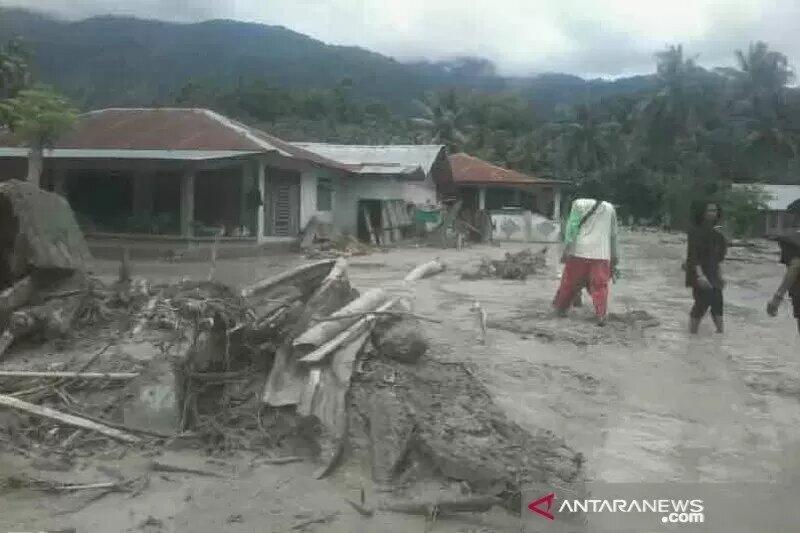 Pemkab Sigi  berharap BWS Sulawesi normalisasi Sungai Beka cegah banjir
