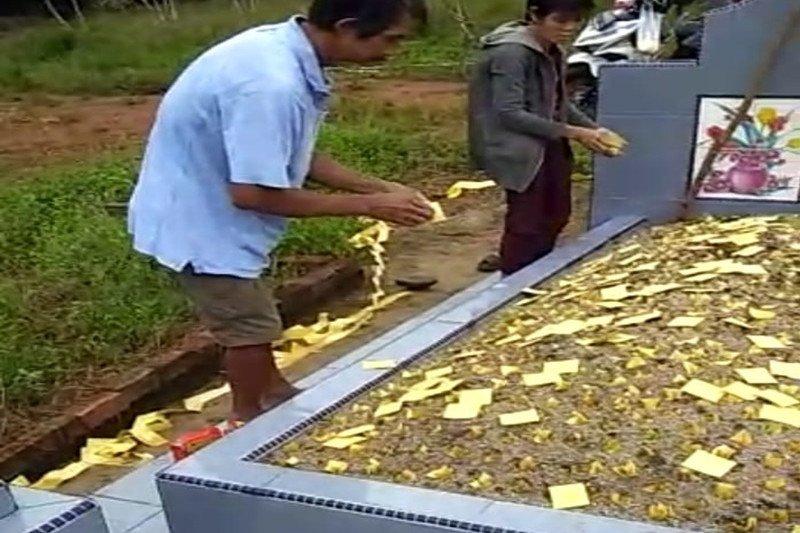 Tokoh Tionghoa Bangka sebut Cheng Beng adalah momentum penghormatan leluhur