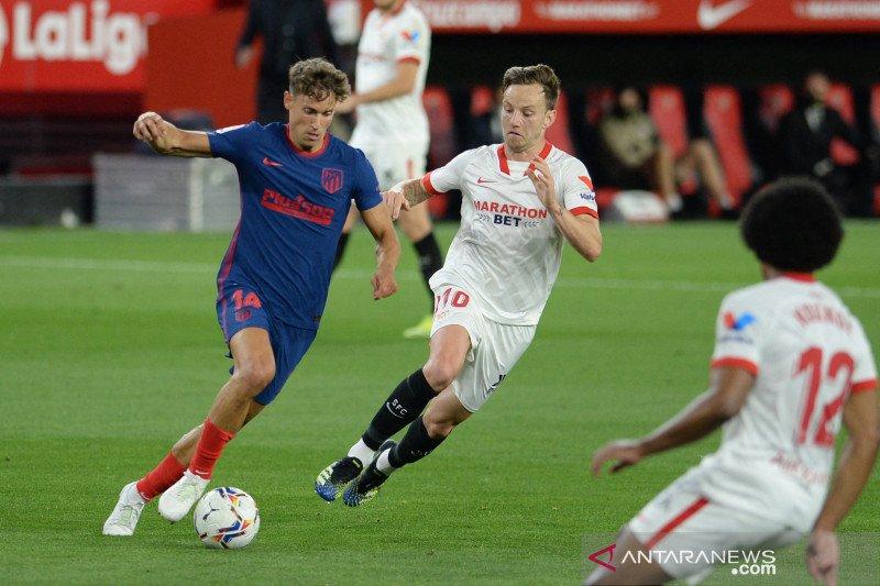 Atletico  ditundukkan Sevilla 0-1